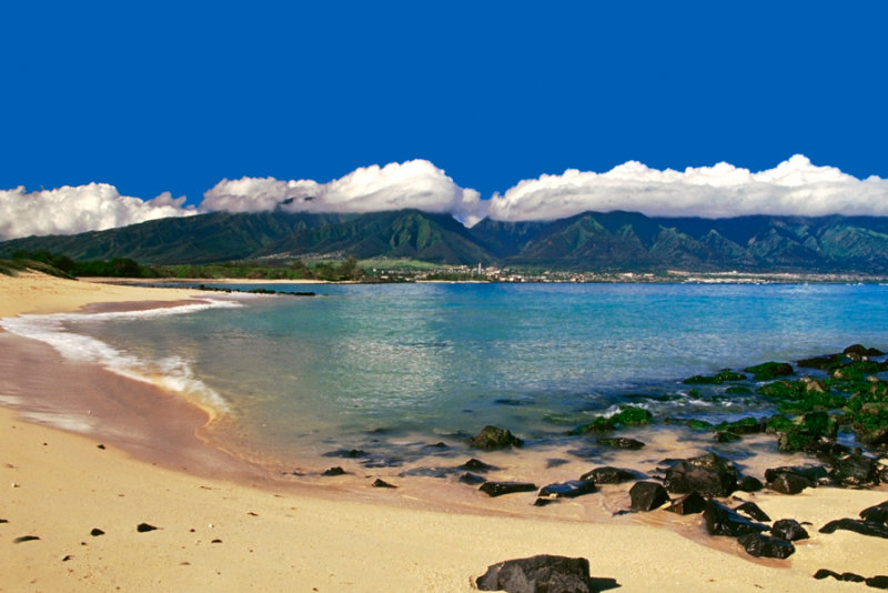 Kanaha - Beautiful Maui Day