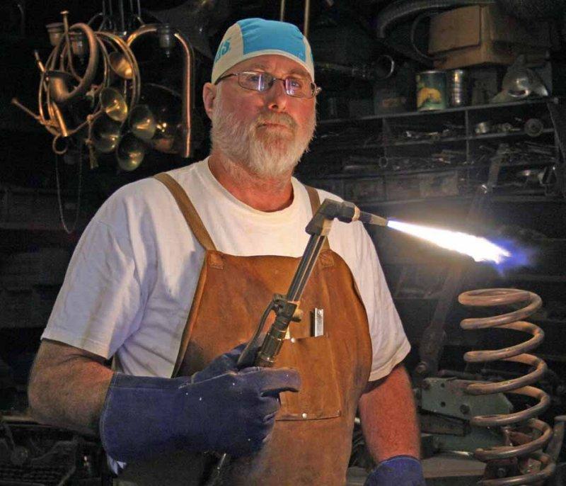 joseph farmer, artist-sculptor