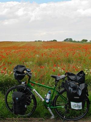 364    Friedrich Touring Germany - Kona Sutra touring bike