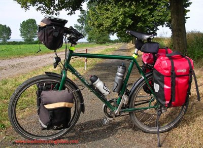372    Philippe Touring Germany - Da Silva Cintra touring bike