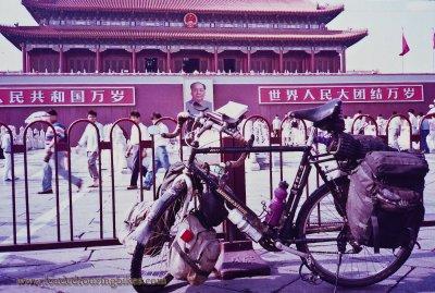373    Joe Touring China - Bridgestone MB-4 touring bike