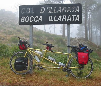 Bob & Mary - Touring France - Co-Motion Primera touring bike