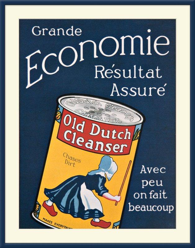 Dutch Cleanser