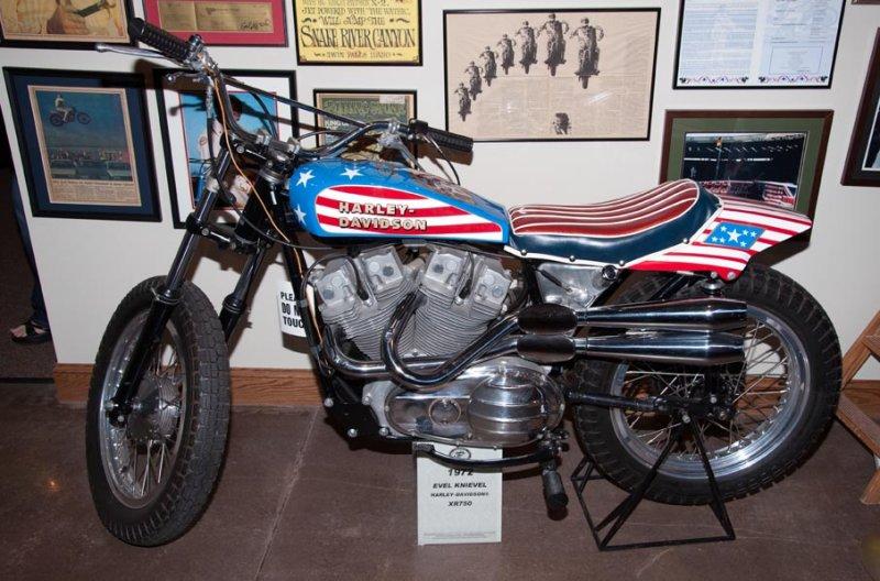 1972 Harley XR750