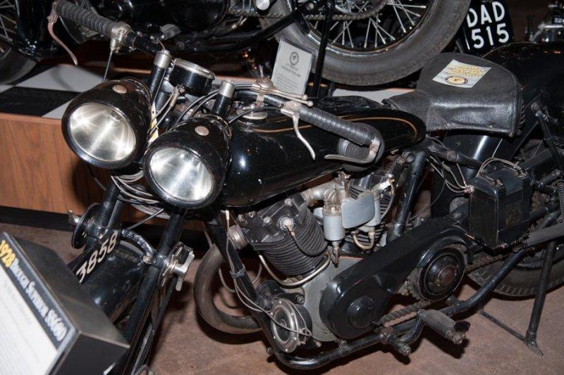 1928 Brough SS680