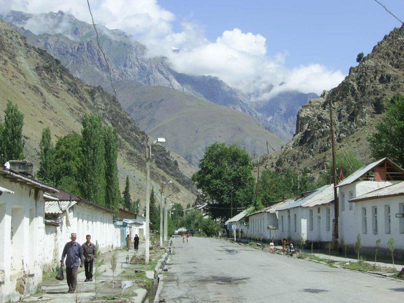 Qala-e Khumb, Darvoz district, Gorno-Badakhshan Autonomous Oblast (GBAO)