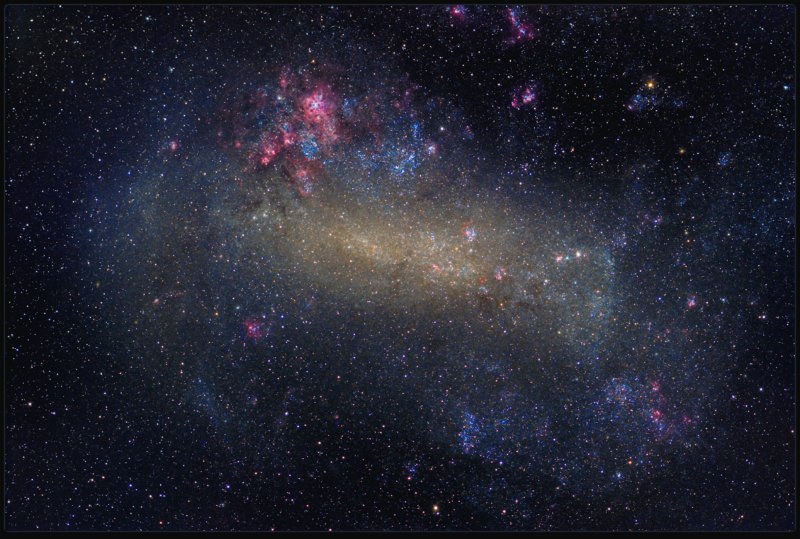 The Large Magellanic Cloud (LMC)