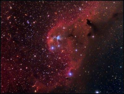 Barnard 30 in Orion - SH2-264
