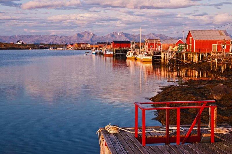 Vega, Helgeland