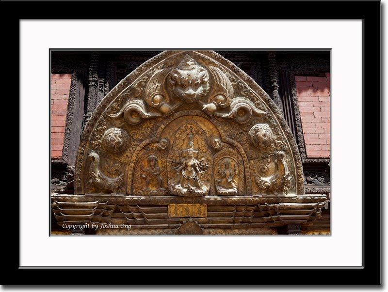 Beautiful Decoration at a Palace