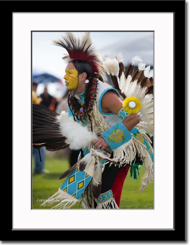 Painted Face Dancer