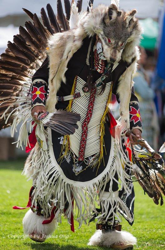 Native American Wolfman