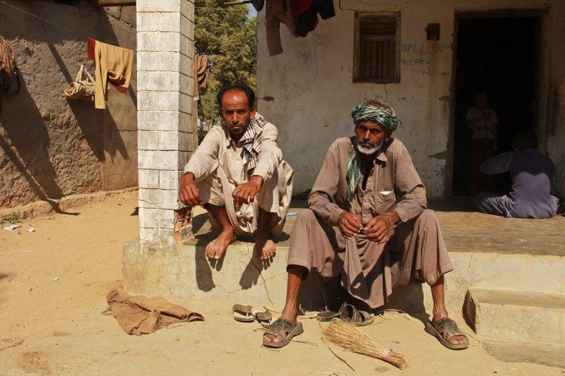 Kutch village men.jpg