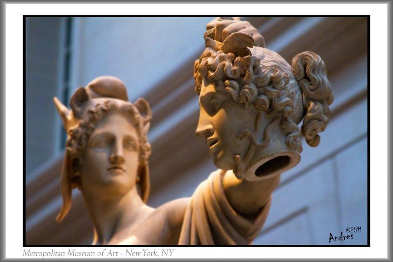 Perseo con la testa della Medusa - Antonio Canova