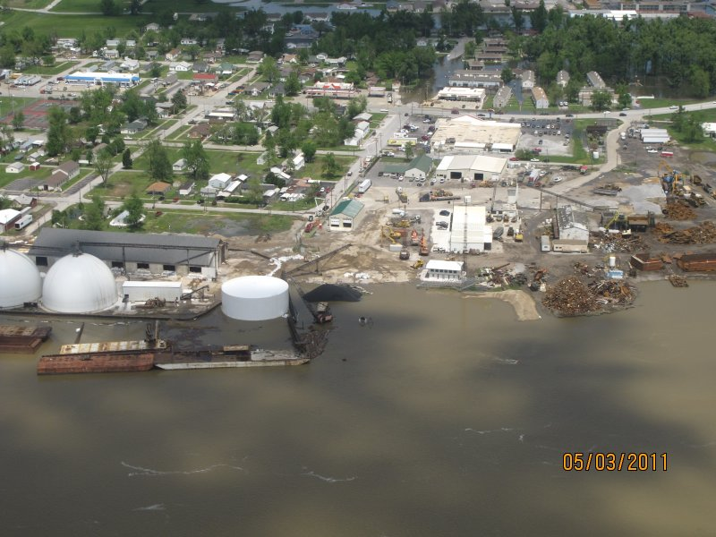 Metropolis, IL-Kotter Ready Mix and River Ag Services-Taken by Jerry Chumbler