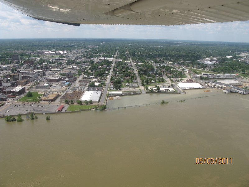 Paducah downtown-Covention Center-Expo Center-Taken by Jerry Chumbler