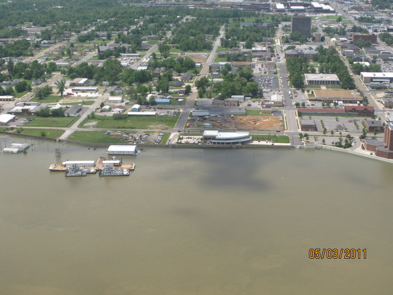 Paducah Downtown - by Jerry Chumbler