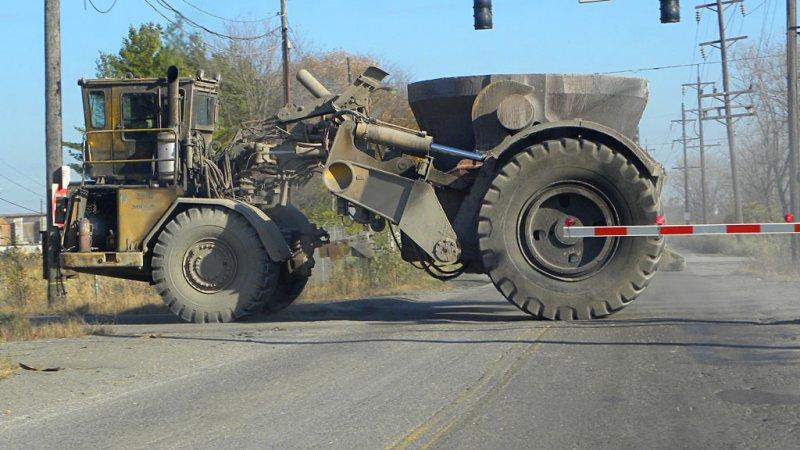 Weird looking truck