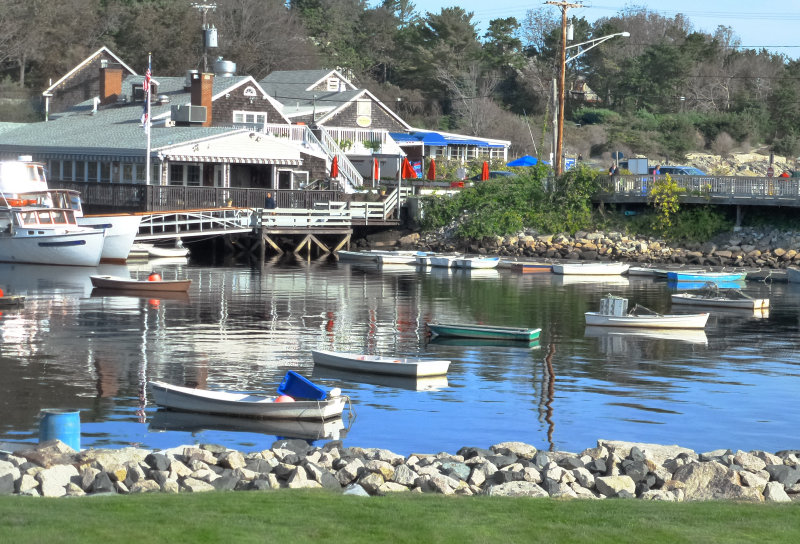 Perkins Cove-early morning