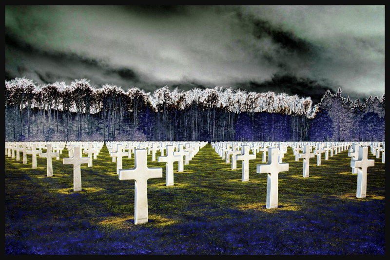 Luxembourg American Memorial Cemetery