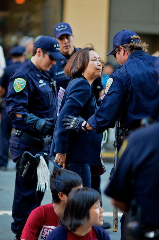 Pam Tau Lee: Arrested Development (1)