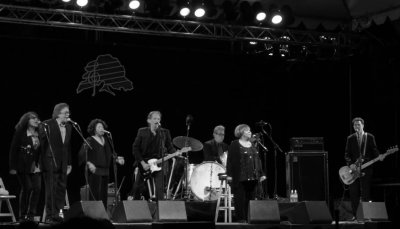 Mavis Staples Sunday night final show