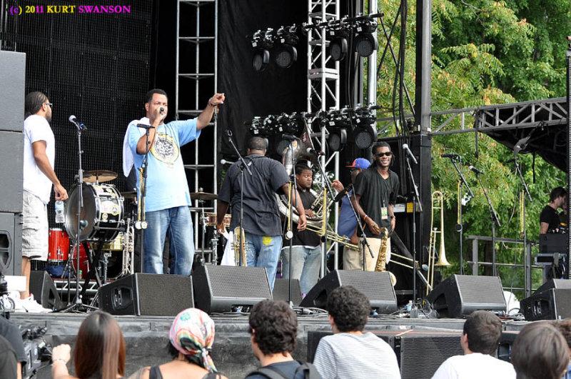 Soul Rebels Brass Band