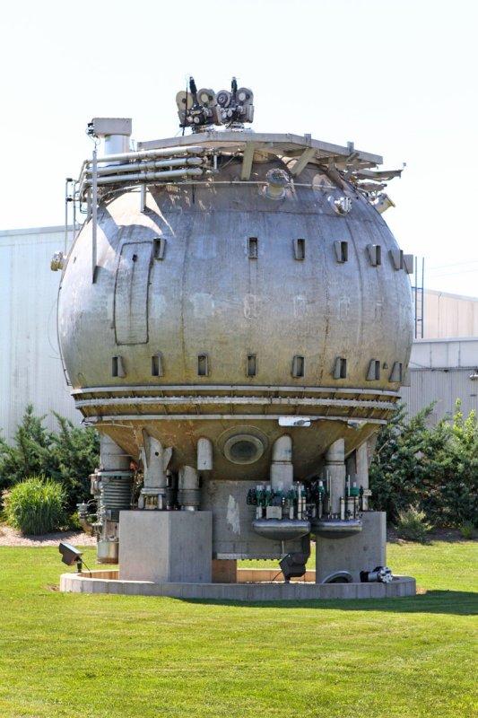 Alien Spacecraft