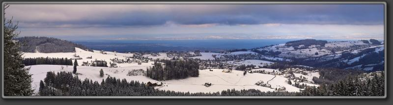 Lake Constance in Winter