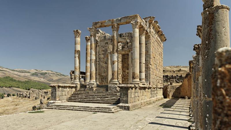 Temple de Septime Sevère