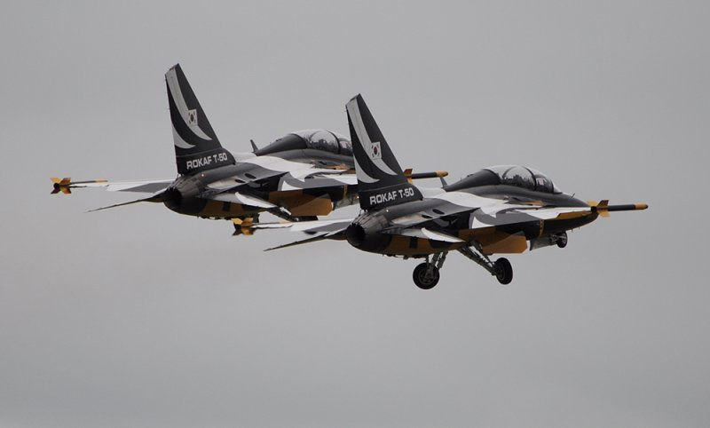 Black Eagles - Republic of Korea Air Force