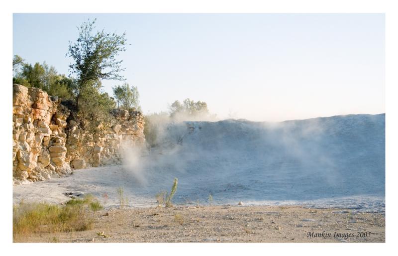 Quarry dust sprites, Austin