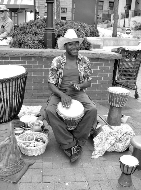 IMG_3673 Street Drummer