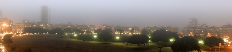Foggy Night in Kikar Hamedina.jpg