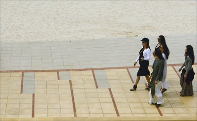 Shabbat Walk on the New Promenade on Herzliya Beach.jpg