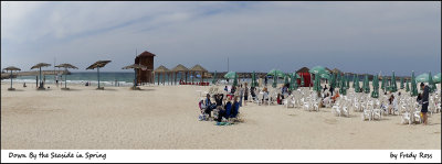 Early Spring by the Seaside at Herzliya Beach.jpg