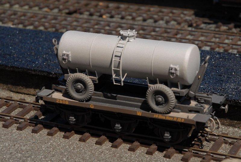Road Tanker wagon.