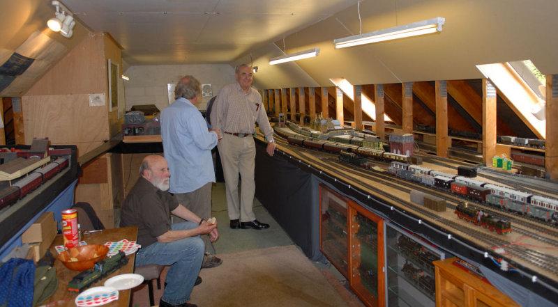 Jeff Rodways railway.