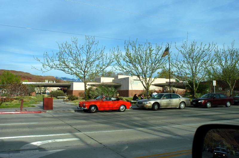 Moab Information center