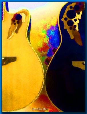 Guitars & Colors