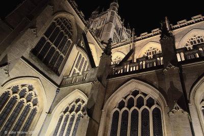 Bath Abbey - using Gorillapod!