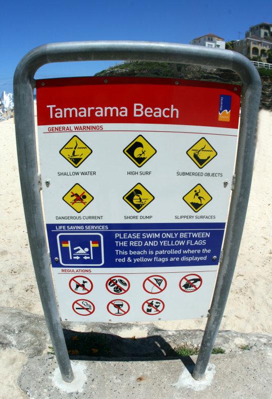 Australians loooove their signs...
