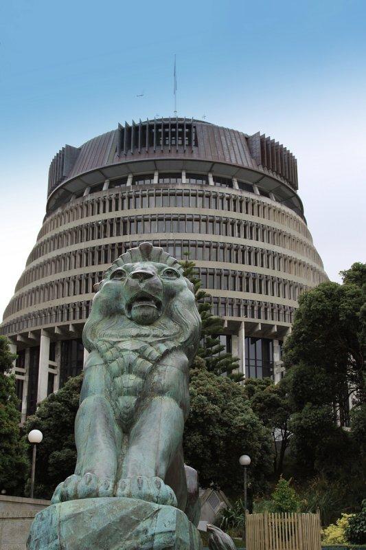 Bee Hive  (Parliament - Wellington)