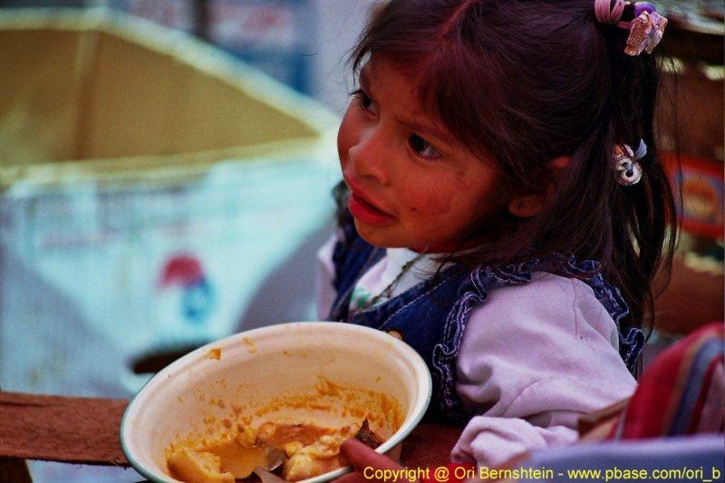 La Paz , Bolivia , 2001
