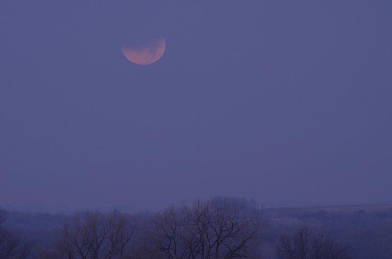 Lunar Eclipse from Missouri