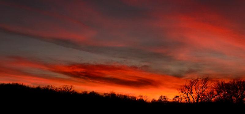 Sunset Cloud Features