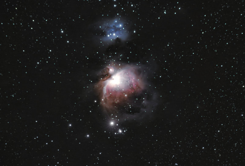 The Orion Nebulae