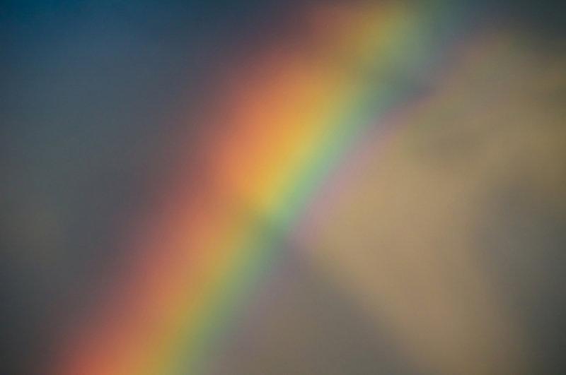 Rainbow Segment