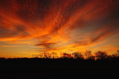 November Sunrise III