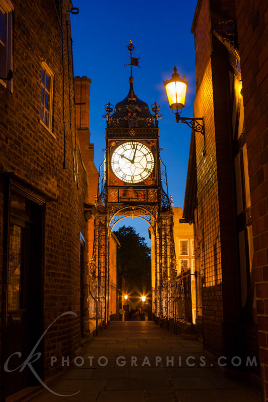 Chester Town Clock